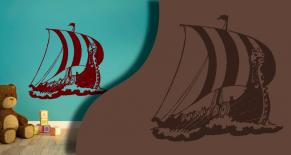 Stickers bateau 3 (PARADISE Déco)