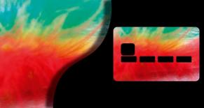 Stickers CB plumes (PARADISE Déco)