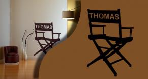 Stickers fauteuil cinema (PARADISE Déco)
