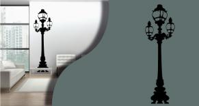 stickers lampadaire (PARADISE Déco)