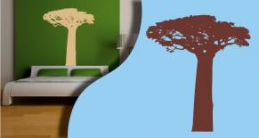 Stickers baobab (PARADISE Déco)