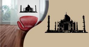 Stickers Taj mahal (PARADISE Déco)