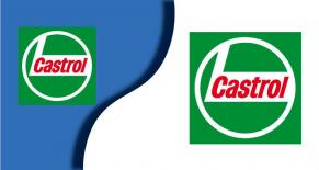Stickers castrol 3 (PARADISE Déco)