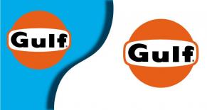 Stickers gulf (PARADISE Déco)