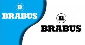 Stickers brabus (PARADISE Déco)