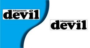 Stickers devil (PARADISE Déco)