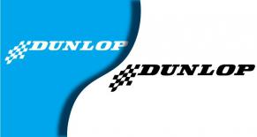 Stickers dunlop 3 (PARADISE Déco)