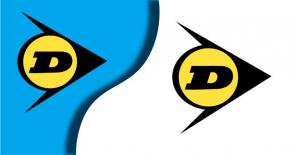 Stickers dunlop 4 (PARADISE Déco)