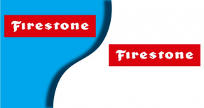 Stickers firestone (PARADISE Déco)