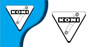 Stickers koni (PARADISE Déco)