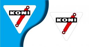 Stickers koni 2 (PARADISE Déco)