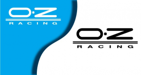 Stickers OZ racing (PARADISE Déco)