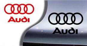 Stickers logo Audi 2 (PARADISE Déco)