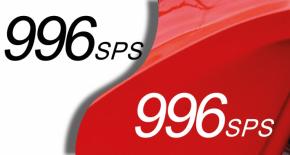 Stickers ducati 996 sps (PARADISE Déco)