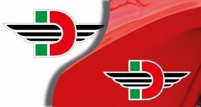 Stickers Ducati Desmo (PARADISE Déco)