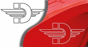 Stickers ducati Desmo 2 (PARADISE Déco)