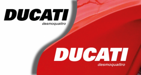 Stickers ducati desmo quattro (PARADISE Déco)
