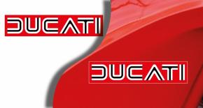 Stickers ducati ancien modèle (PARADISE Déco)