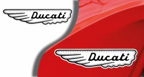 Stickers ducati ancien modèle 5 (PARADISE Déco)