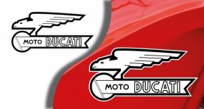 Stickers ducati ancien modèle 7 (PARADISE Déco)