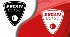 Stickers ducati corse (PARADISE Déco)