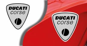 Stickers ducati corse 2 (PARADISE Déco)