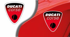 Stickers ducati corse 3 (PARADISE Déco)