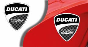 Stickers ducati corse 4 (PARADISE Déco)