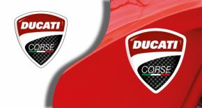 Stickers ducati 6 (PARADISE Déco)