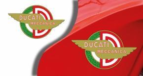 Stickers ducati meccanica (PARADISE Déco)