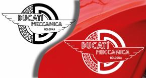 Stickers ducati meccanica 2 (PARADISE Déco)