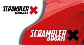 Stickers ducati scrambler 2 (PARADISE Déco)