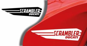 Stickers ducati scrambler 4 (PARADISE Déco)
