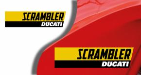 Stickers ducati scrambler 5 (PARADISE Déco)