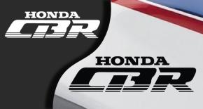 Stickers honda CBR 2 (PARADISE Déco)