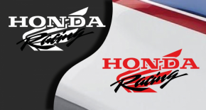 stickers honda racing (PARADISE Déco)