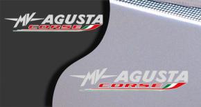 Stickers MV Agusta corse 3 (PARADISE Déco)