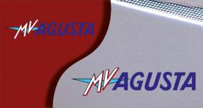 Stickers logo MV Agusta 2 (PARADISE Déco)