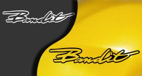 Stickers suzuki bandit (PARADISE Déco)