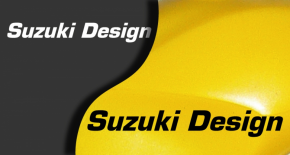 Stickers suzuki design (PARADISE Déco)