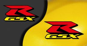 Stickers suzuki GSX R 5 (PARADISE Déco)