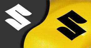Stickers logo suzuki 3 (PARADISE Déco)