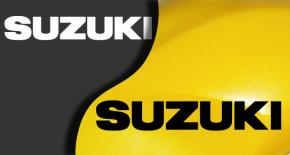 Stickers logo suzuki 5 (PARADISE Déco)