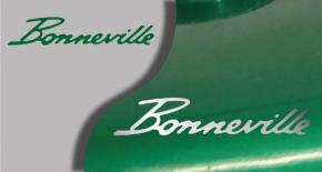 Stickers triumph bonneville (PARADISE Déco)