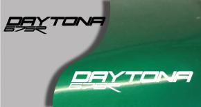 Stickers triumph daytona 650R 2 (PARADISE Déco)