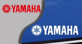 Stickers logo yamaha 2 (PARADISE Déco)