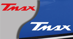 Stickers yamaha TMAX (PARADISE Déco)