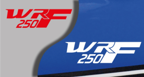 Stickers yamaha WRF (PARADISE Déco)