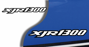 Stickers yamaha XJR 1300 (PARADISE Déco)