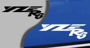 Stickers yamaha YZF R6 (PARADISE Déco)